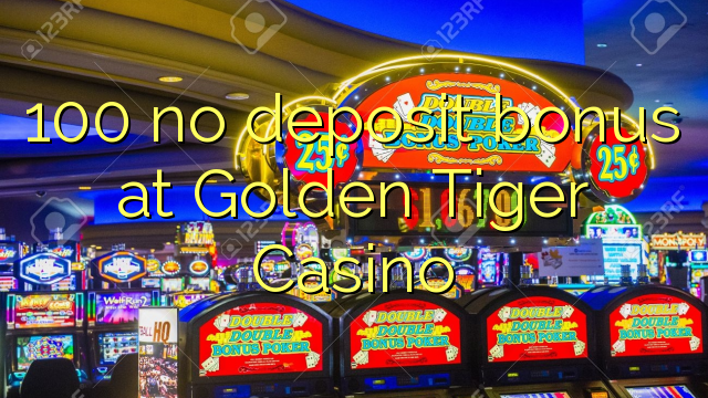 Online video poker at golden tiger casino $1500 free
