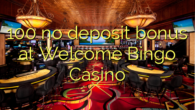 no deposit casino usa players welcome