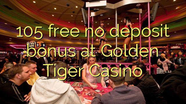 golden tiger casino bonus codes