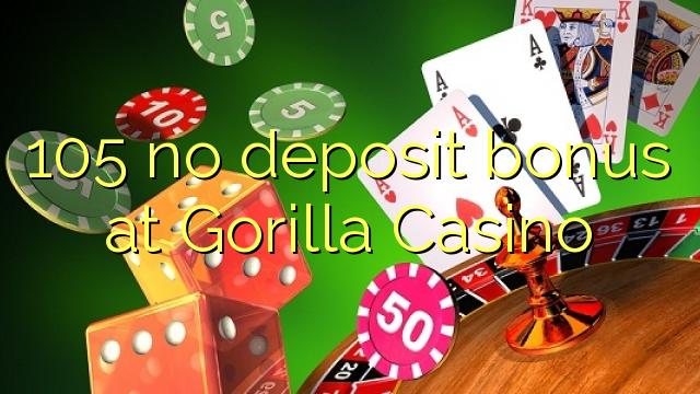 Gorilla casino no deposit bonus code - Best Slots