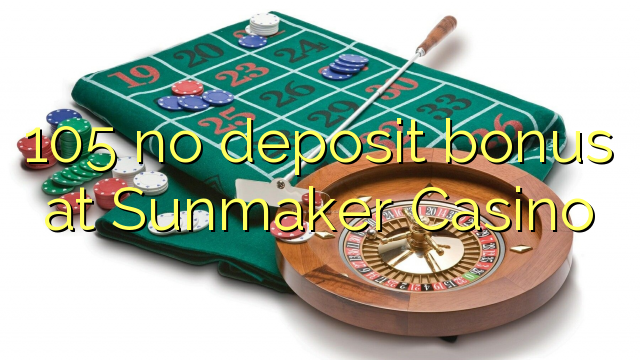 sunmaker online casino video slots