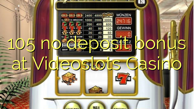 online casino no deposit bonus video slots