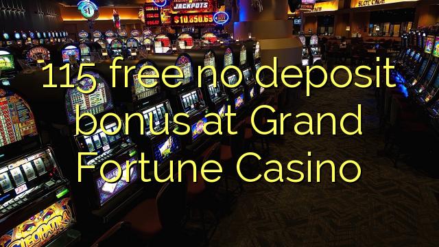 grand fortune casino codes