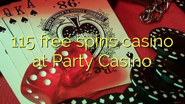 party casino free spins no deposit