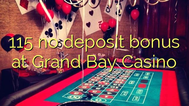 no deposit casino grand bay