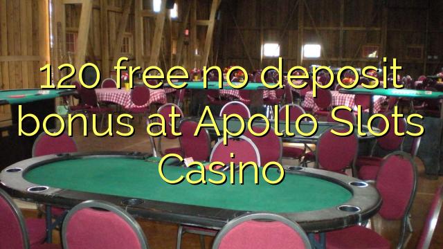 Apollo Slots No Deposit Bonus Codes December 2018