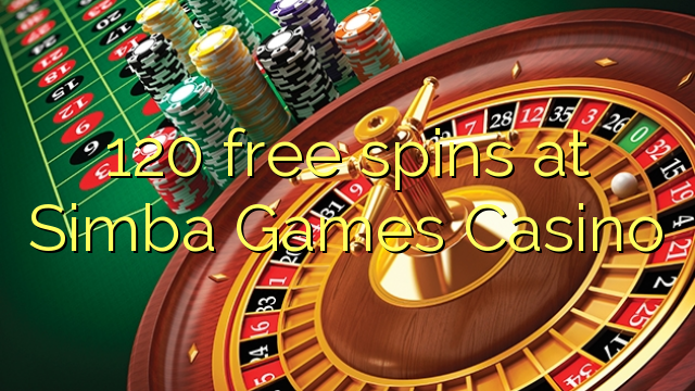 online casino game with 120 free spins