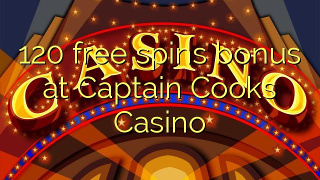 captain cooks casino bonus codes