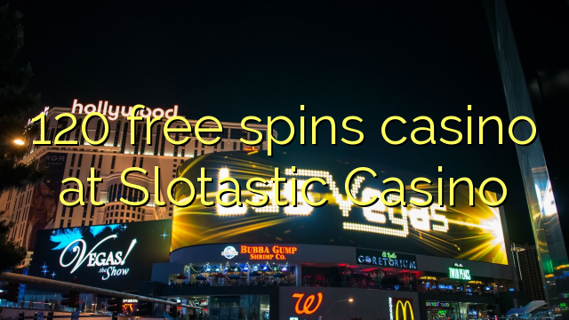 real online casino 120 free spins