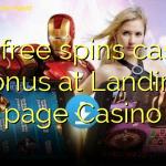 120 free spins casino bonus at Landing page Casino