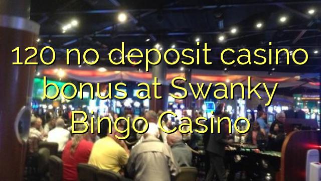 Swanky Bingo Casino இல் எந்த வைப்பு காசினோ போனஸ் இல்லை