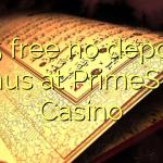 125 free no deposit bonus at PrimeSlots Casino
