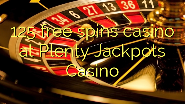 plenty of jackpot online casino