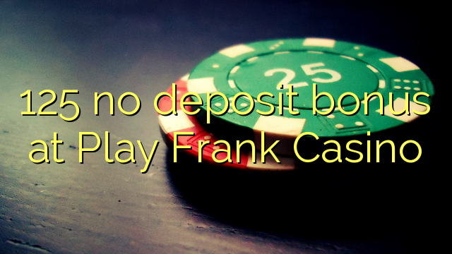 бонусы в казино плей франк