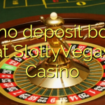 125 no deposit bonus at SlottyVegas Casino