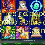 130 free no deposit casino bonus at Comeon Casino
