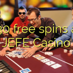 130 free spins at JEFE Casino