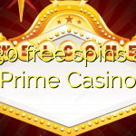 130 free spins at Prime Casino