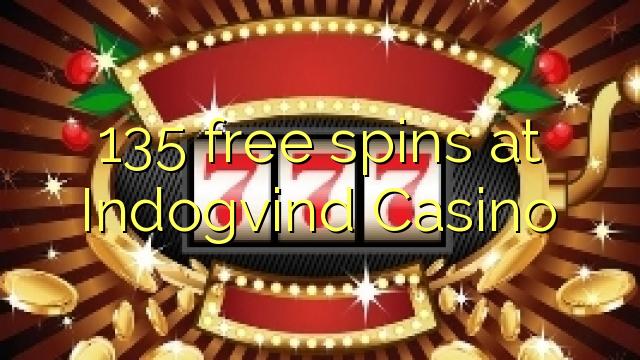 Bonus liber 135 spins ad Indogvind