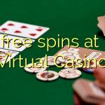 135 free spins at The Virtual Casino