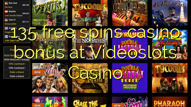 video slots free online play
