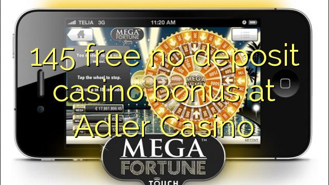 145 liberar bono sin depósito del casino en casino Adler