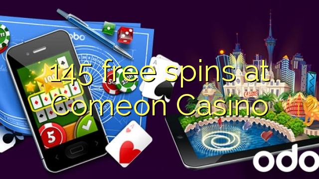 comeon casino free spins