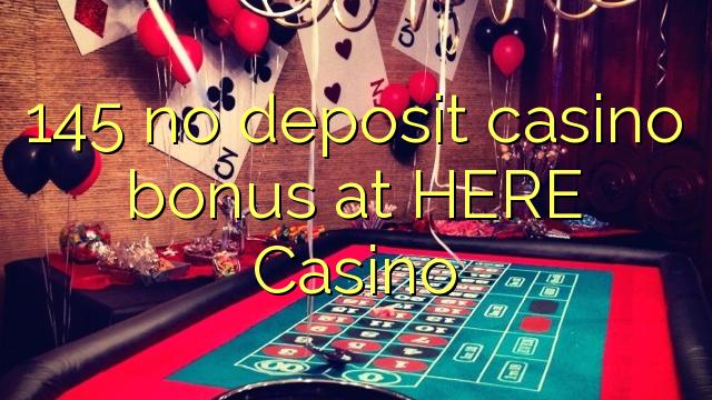 145 ingen innskudd casino bonus på HER Casino