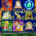 15 free no deposit bonus at New Look Bingo Casino