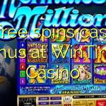 15 free spins casino bonus at WinTingo Casino