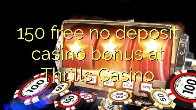 thrills casino free bonus code
