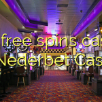 150 free spins casino at Nederbet  Casino