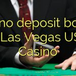 150 no deposit bonus at Las Vegas USA Casino