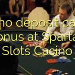 150 no deposit casino bonus at Spartan Slots Casino