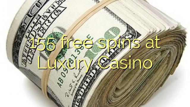 Luxury Casino Free Spins