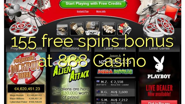 888 casino free spins code