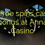 155 free spins casino bonus at Anna Casino