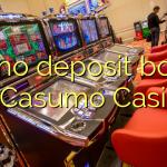 155 no deposit bonus at Casumo Casino