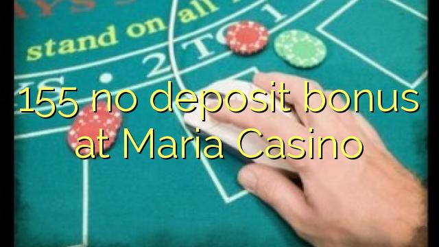 maria casino no deposit bonus