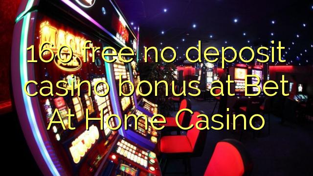 bet at home casino bonus
