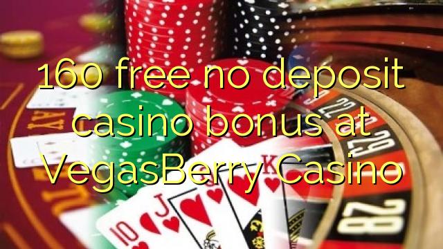 vegasberry casino no deposit