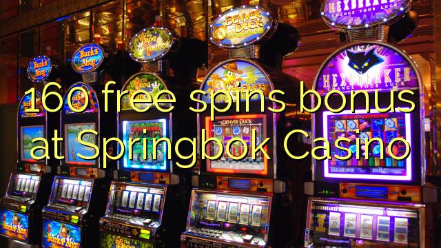 no deposit bonus codes springbok casino