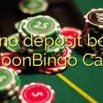 160 no deposit bonus at MoonBingo Casino