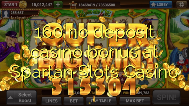 Spartan slots casino no deposit