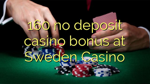 160 mingit deposiiti kasiino bonus at Rootsi Casino