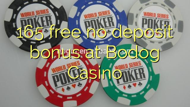no deposit bonus codes for bodog casino