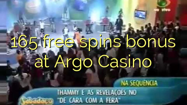 argo casino bonus code