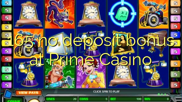 Prime casino code