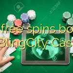 170 free spins bonus at BlingCity Casino