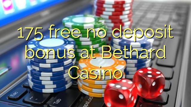 bethard casino no deposit bonus 2019
